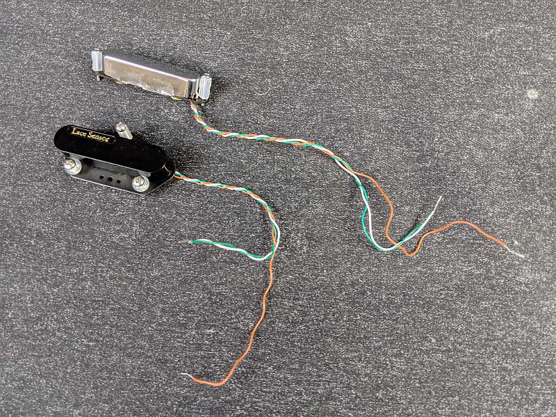 lace sensor telecaster pickup set of tele pickups reverb. Black Bedroom Furniture Sets. Home Design Ideas