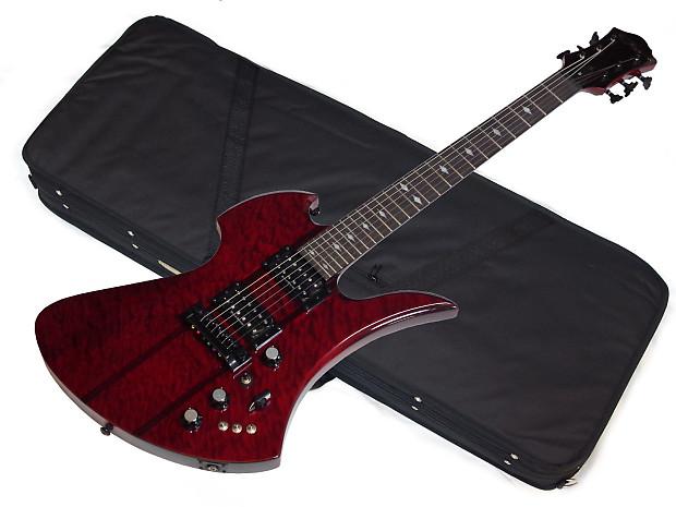 bc rich mockingbird stq hardtail electric guitar new trans reverb. Black Bedroom Furniture Sets. Home Design Ideas