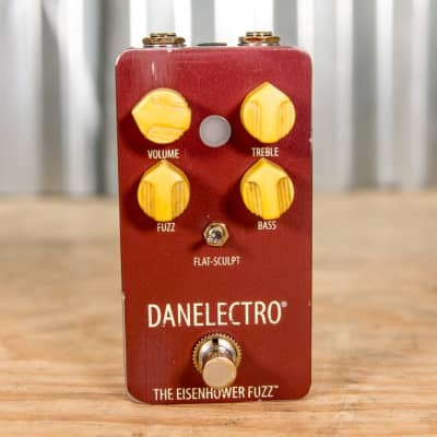 Danelectro The Eisenhower Fuzz Pedal for sale