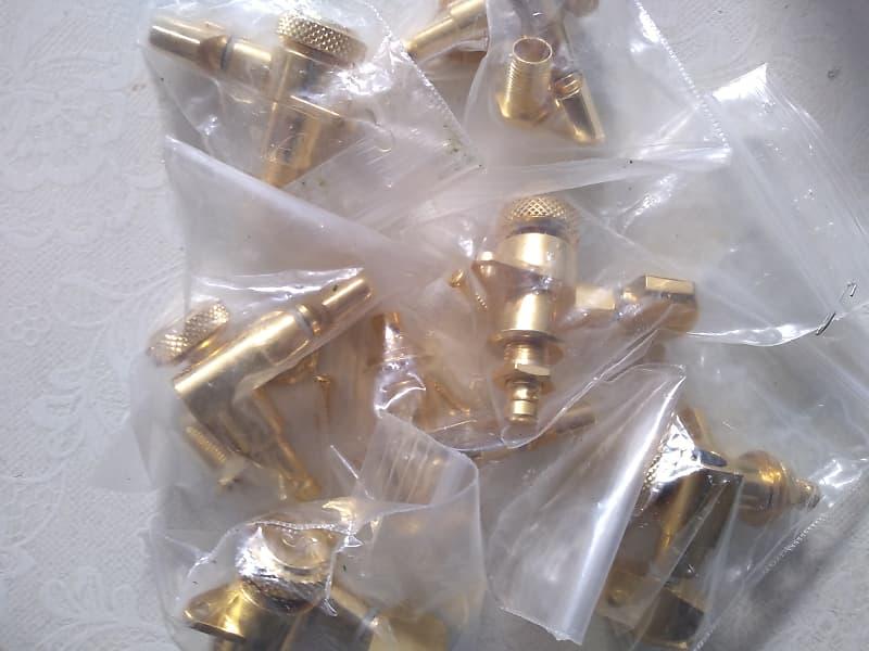 Schaller M6 Gold Locking Tuners 7 string   Nash's Jams