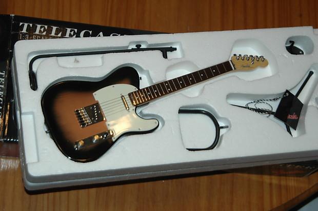 Fender 1:3 Telecaster Scale Guitar Replica by GMP Very Good Shape
