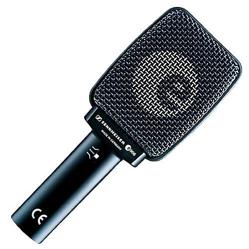 sennheiser e906 supercardioid dynamic guitar cab microphone reverb. Black Bedroom Furniture Sets. Home Design Ideas