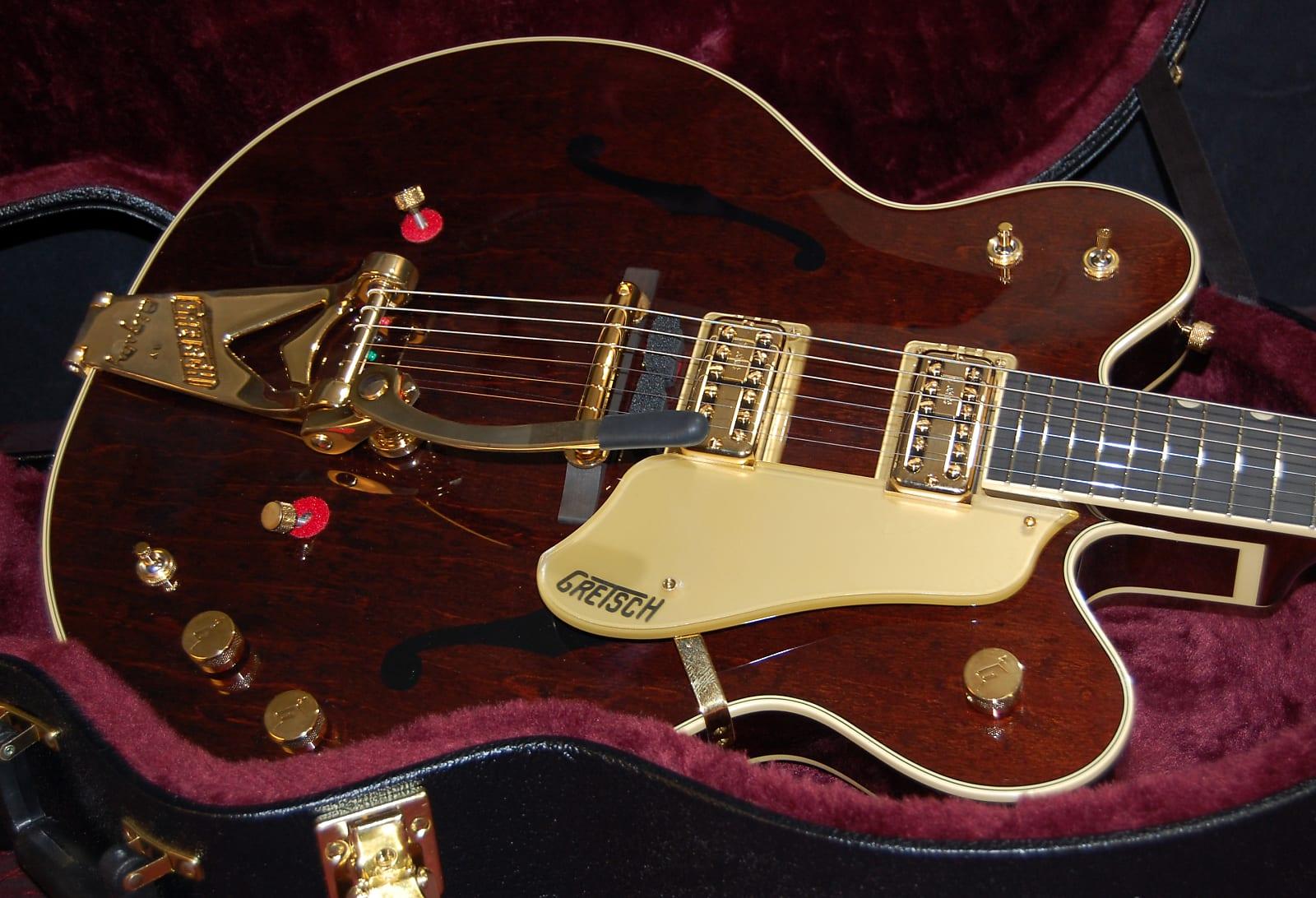 G6122-1962 Chet Atkins Country Gentleman Genuine Gretsch Pickguard Gold