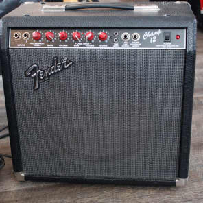 Fender Champ 12  Red Knob for sale