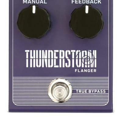 TC Electronic Thunderstorm Flanger Pedal for sale