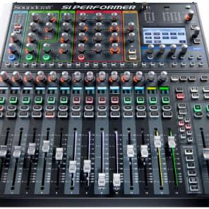 Soundcraft Si Performer 1 16-Channel Digital Mixer