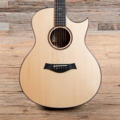 Taylor Custom Grand Symphony Adirondack/Cocobolo ES2 w/Florentine Cutaway (Serial #1104059153) for sale