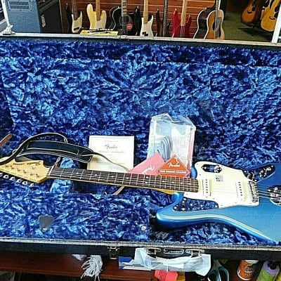 Fender Johnny Marr Signature Jaguar 2018 Lake Placid Blue