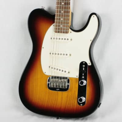1996 G&L ASAT III Sunburst Ash Body w/ Rosewood! Leo Fender Tele 3-Bolt Design for sale
