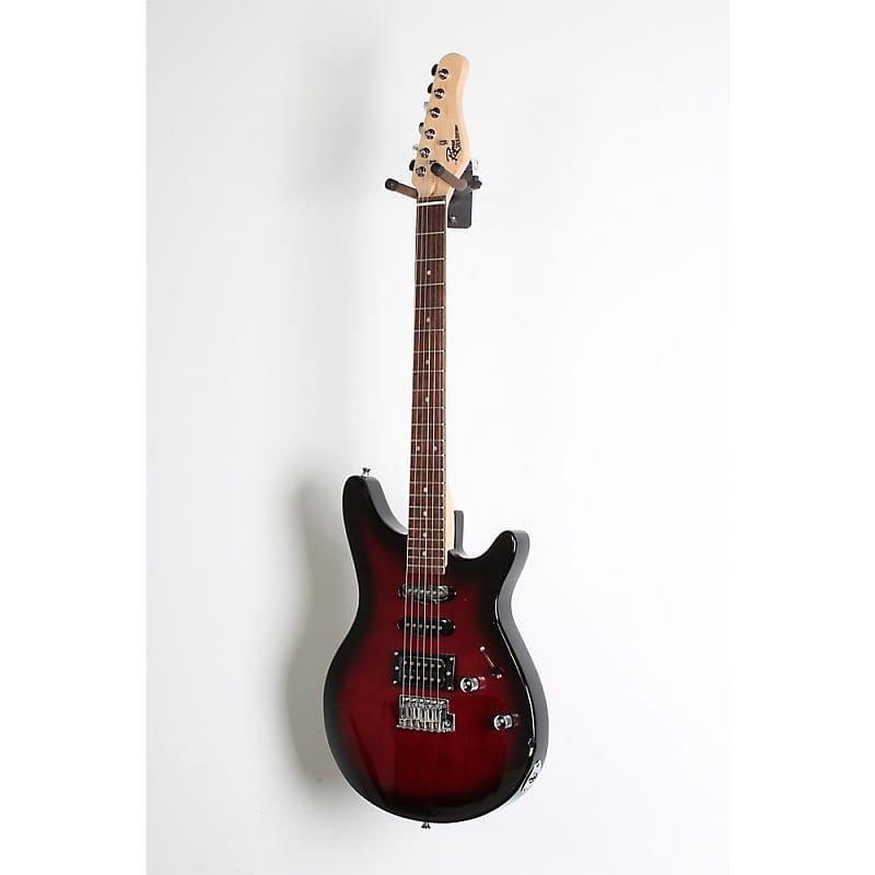 rogue rocketeer electric guitar pack regular wine burst reverb. Black Bedroom Furniture Sets. Home Design Ideas