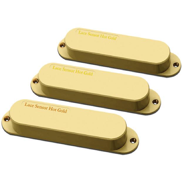 lace sensor hot gold set w hot 13 2k bridge cream reverb. Black Bedroom Furniture Sets. Home Design Ideas