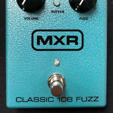 MXR M-173 Classic 108 Fuzz Guitar Effects Pedal Authorized Dealer!!