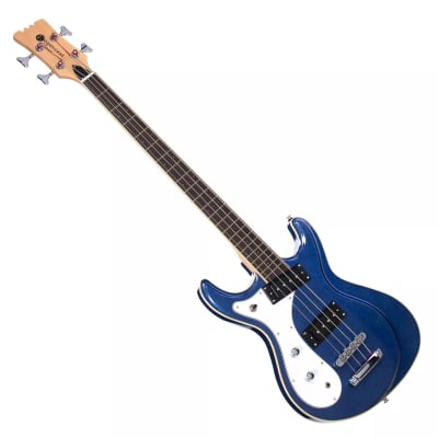 Eastwood Sidejack Bass 32 Left-Handed