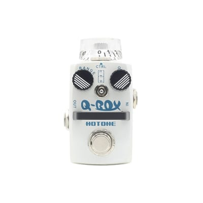 Hotone Q-Box - Digital Envelope Filter Pedal for sale