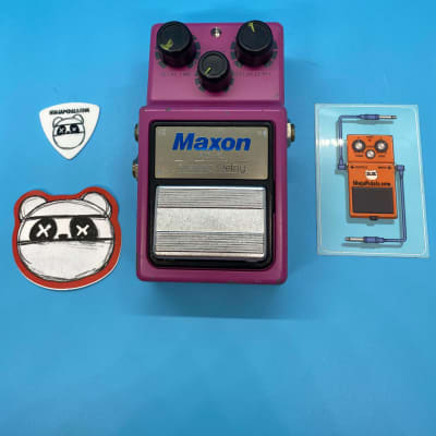 Maxon AD-9 Analog Delay | Rare 1980s Version | Fast Shipping!