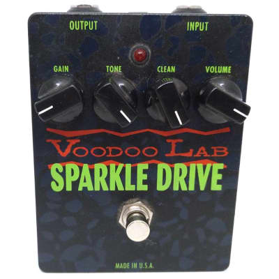 Voodoo Lab Sparkle Drive Used 2
