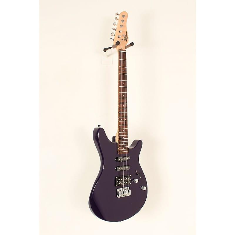 Rogue Rocketeer Electric Guitar Pack Regular Blue Music123 Reverb