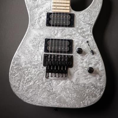 ESP Custom Shop M-II DX-M Liquid Metal Silver (E3651202) for sale