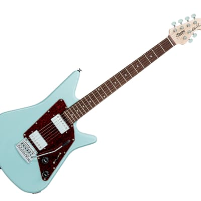 Sterling by Music Man AL40-DBL-R1 Albert Lee Signature in Daphne Blue for sale