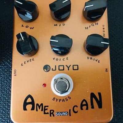 Joyo American Sound Overdrive