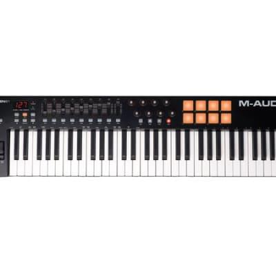 M Audio Oxygen 61 Key USB MIDI Controller Keyboard
