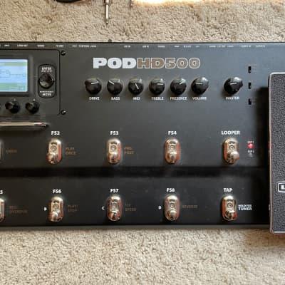 Line 6 POD HD500 Multi-Effect and Amp Modeler
