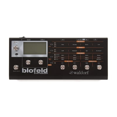 Waldorf Blofeld Digital Synthesizer Module Black USED