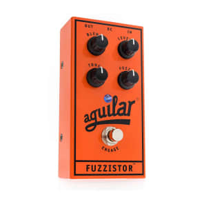 Aguilar Fuzzistor Bass Fuzz Effects Pedal for sale