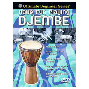 Alfred Music Ultimate Beginner Series: Have Fun Playing Hand Drums - Djembe DVD