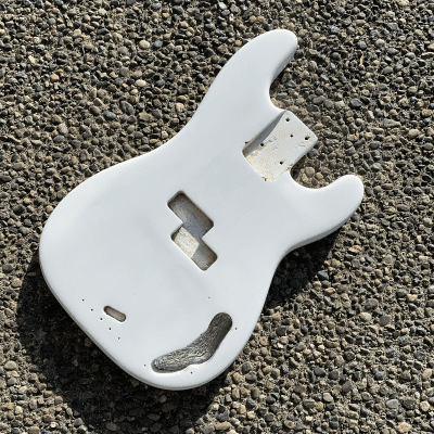 Fender Precision Bass Body (Refinished) 1970 - 1983
