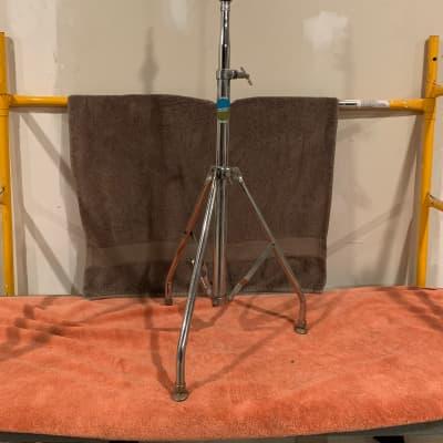 Ludwig swivel feet cymbal stand Atlas 70's