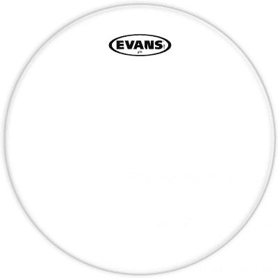 """Evans TT08G14 G14 Clear Drum Head - 8"""""""