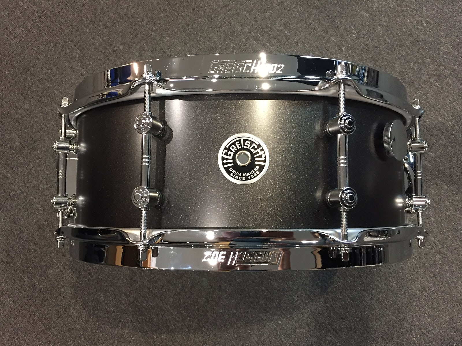 Gretsch 2020 Brooklyn Standard Mike Johnston 5.5x14 Snare Drum (In Stock!)