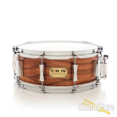 Pork Pie 5.5x14 Maple Snare Drum Tineo Veneer Oil