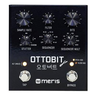 Meris Ottobit Jr. Audio In > Video Game Out