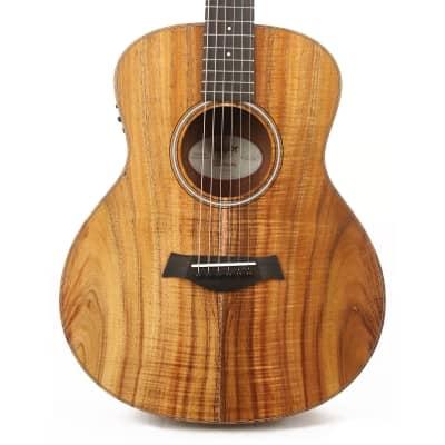 Taylor GS Mini-e Koa Acoustic-Electric Natural Used