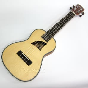 Eddy Finn Concert Travel Ukulele for sale