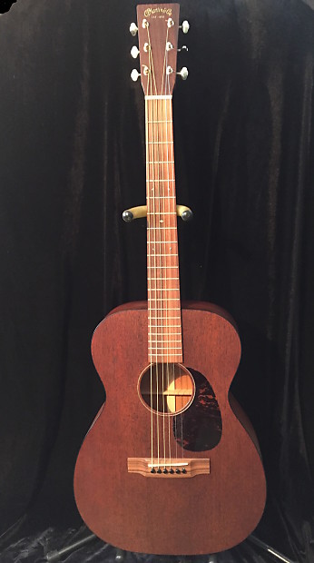 Musical Instruments & Gear Pre-owned 2009 Martin 00-15m Acoustic Guitar Original Case And Paperwork Guitars & Basses