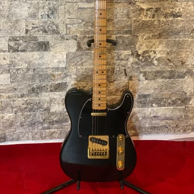 Fender Collector's Edition Black and Gold Telecaster for sale