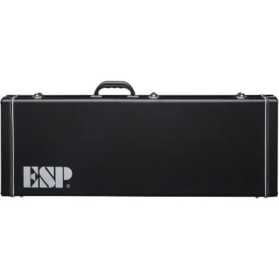 ESP Vulture Form Fit Left-Handed Hardshell Case