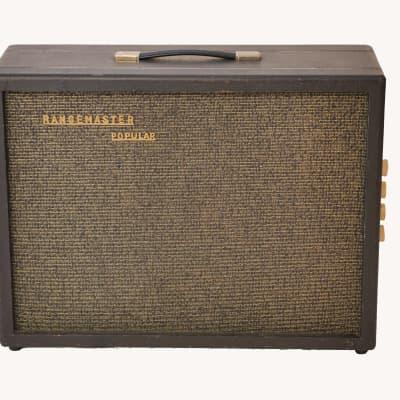 Dallas Rangemaster Popular 526 1959 Black/Gold for sale
