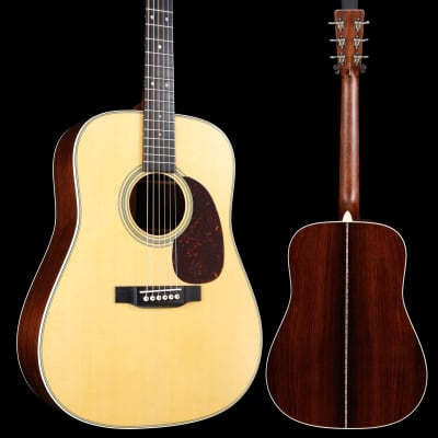 Martin D-28 (2017) Standard Series (Case Included) S/N 2297851 4lbs 9.6oz USED for sale
