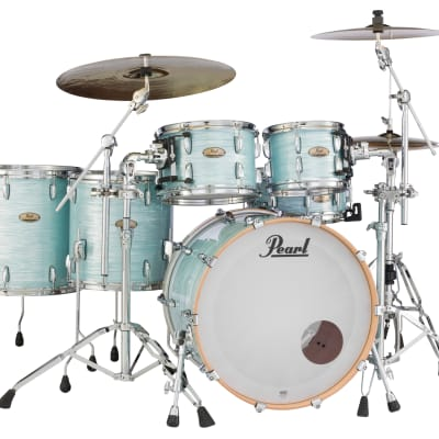 "Pearl Session Studio Select 18""x16"" Floor Tom ICE BLUE OYSTER STS1816F/C414 Drum"