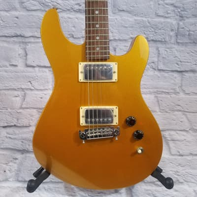 Fernandes Dragonfly Electric Guitar Gold Spark Finish - New Old Stock for sale
