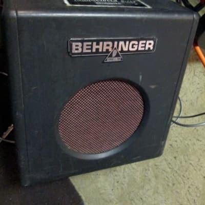BEHRINGER Thunderbird Model 108 Bass Guitar Amplifier Electric Amp for sale