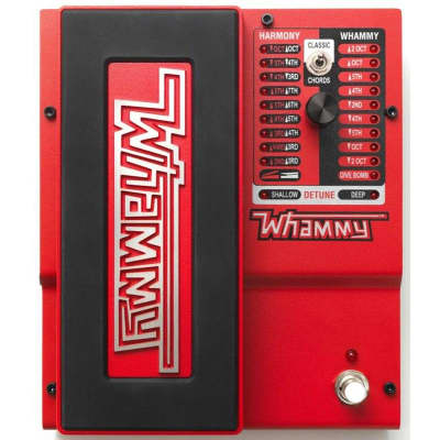 Digitech Whammy (5th Gen) Pitch Shifting Pedal