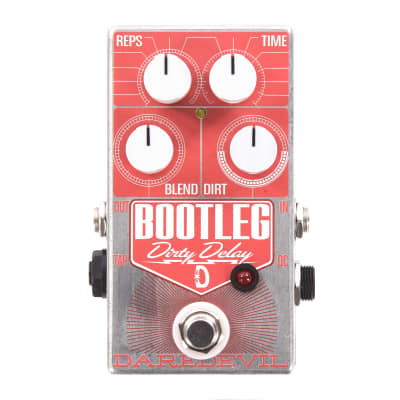 Daredevil Pedals Bootleg Dirty Delay USED