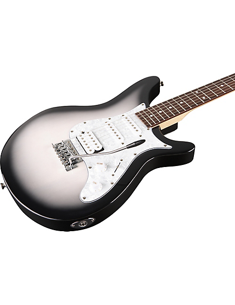 rogue rocketeer deluxe electric guitar gray reverb. Black Bedroom Furniture Sets. Home Design Ideas