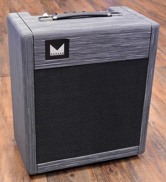 1 of 20 morgan amps pr5 5 watt guitar combo amplifier reverb. Black Bedroom Furniture Sets. Home Design Ideas