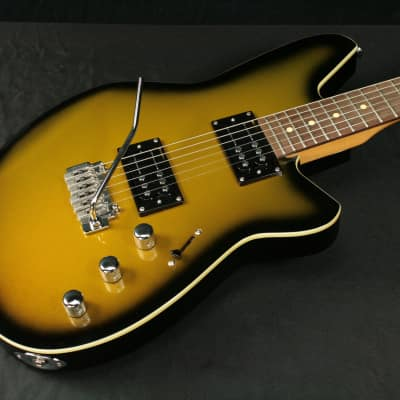 Reverend Kingbolt RA 2013 Metallic Gold Burst image
